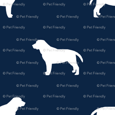 labrador retriever pet quilt b silhouette dog breed quilt coordinates fabric