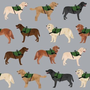 service dog fabric - service dogs design