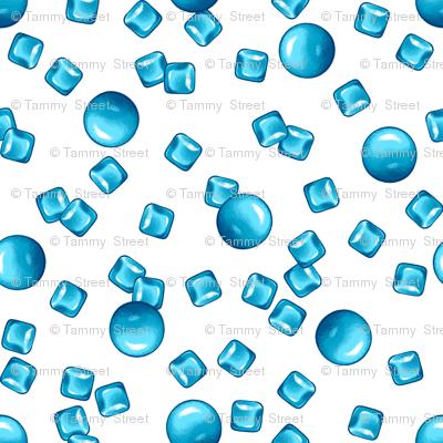 Blue gums