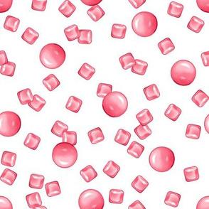Pink gums