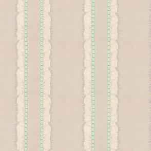 Consuelo Ruffle Stripe ~ Original