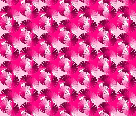 Spirals 2 fabric by b2b on Spoonflower - custom fabric