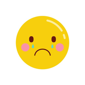 cheeky emoji faces sad crying tears