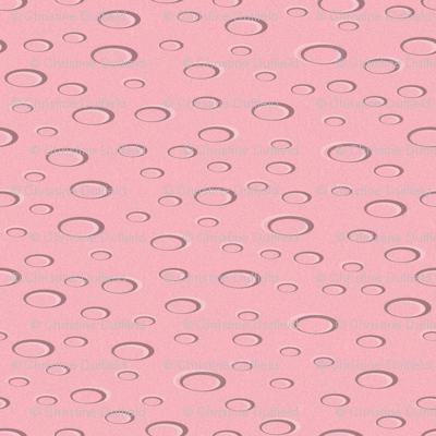 Lunar Surface in Pink