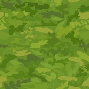 Camuflaje verde 2