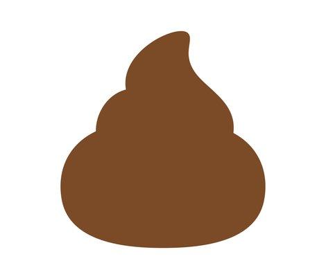 cheeky emoji faces poop back wallpaper - misstiina - Spoonflower