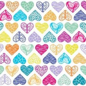 Wild Hearts Rainbow