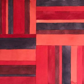 Retro Multicoloured Stripe