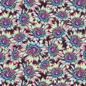 Multicolour Flower 2