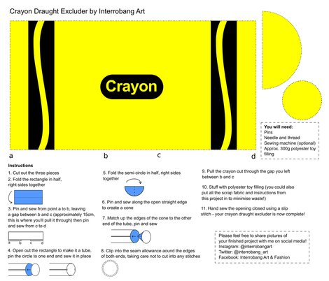 Yellow_crayon_draught_excluder_shop_preview