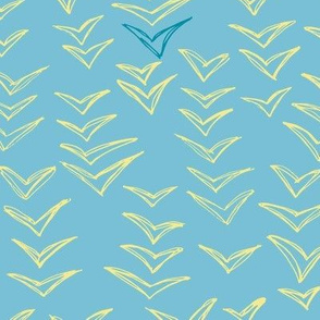 Migration - Blue
