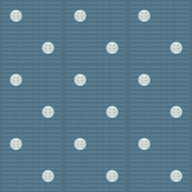DOT-SM-MBBL Milky Blue / Bluestone