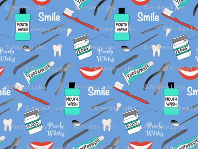 Dental Smiles Blue