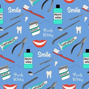 Dental Smiles Blue