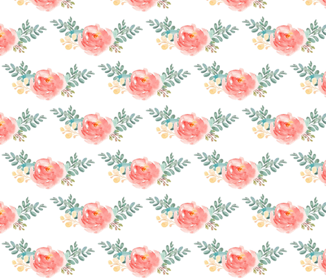 oflowers fabric by beansinabucket on Spoonflower - custom fabric