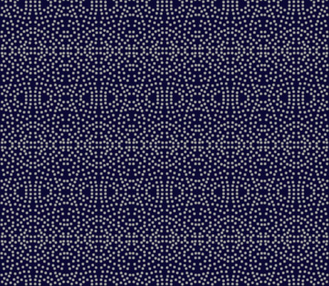 A Lacy Mesh of Twinkling Dots on Blackberry - Medium Scale fabric by rhondadesigns on Spoonflower - custom fabric