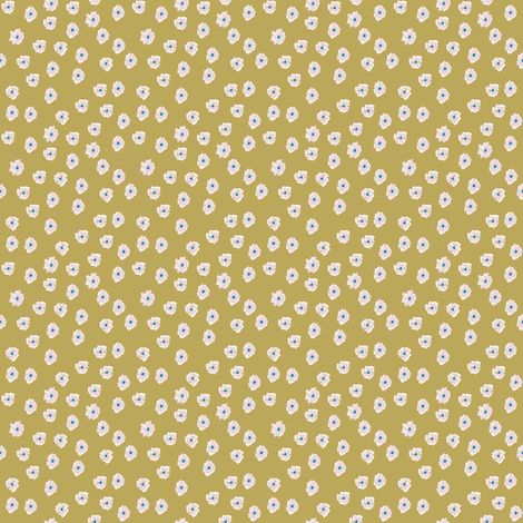 IBD-Easter-Pixie-Dust A fabric by indybloomdesign on Spoonflower - custom fabric