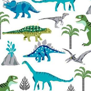 dino quilt coordinate dinosaur nursery cheater quilt