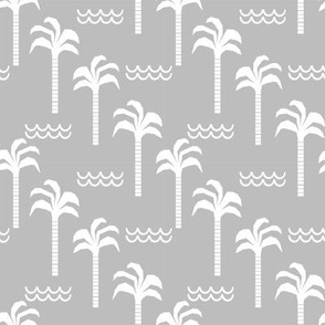 dino quilt coordinate palm trees grey and white dinosaur nursery cheater quilt