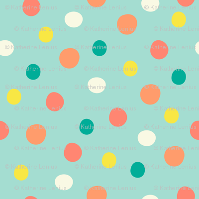 Little Dots (Rainbow)