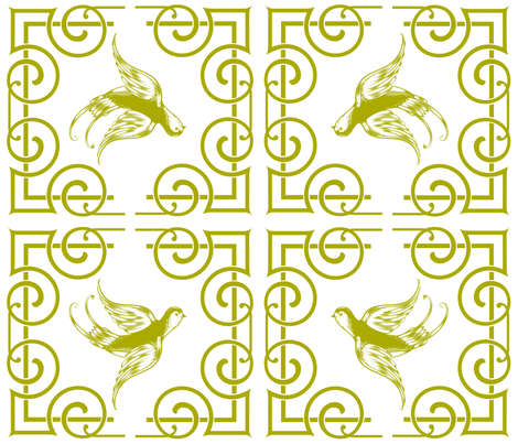 Fly fabric by rcmzstudio on Spoonflower - custom fabric