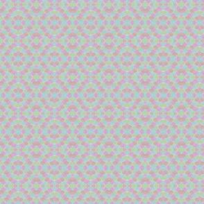 Psych Pastel Plaid Knit