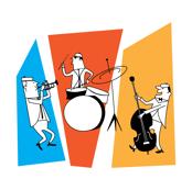 Mid Century Jazz Band Characters