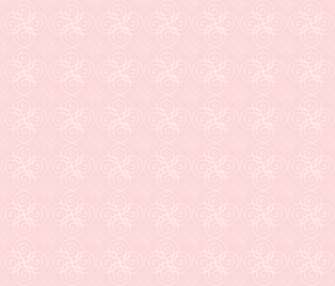 4 Winds: Millennial Pink fabric by dept_6 on Spoonflower - custom fabric
