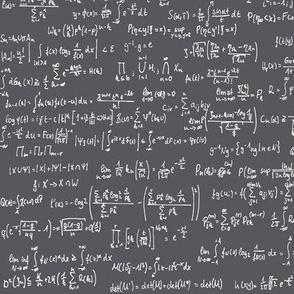 algebra fabric, wallpaper & home decor - Spoonflower