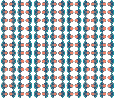Art Deco Jewels fabric by dandd_designs on Spoonflower - custom fabric