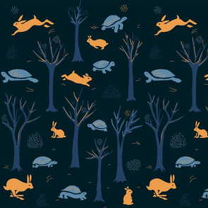 Turtles or tortoises? Hares or rabbits? V2
