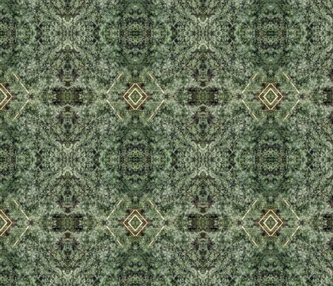G's trippy garden top fabric by ganja_garden_momma on Spoonflower - custom fabric
