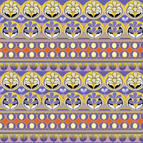 2E-FLORAL ART DECO-01