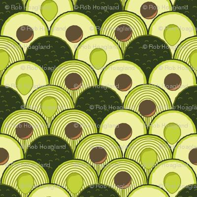 avodeco (avocados in art deco) jumbo