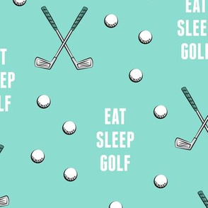 eat sleep golf - Aruba