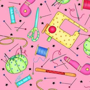 Sew Fun Pink