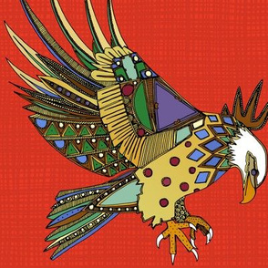 jewel eagle fire