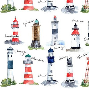 Swedish lighthouses II
