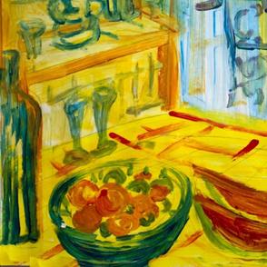 still life kitchen