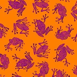 karmic frogs