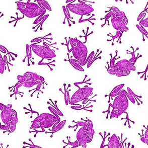 to market, to market, to buy a purple frog