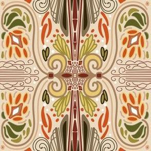 Art Deco- Natural
