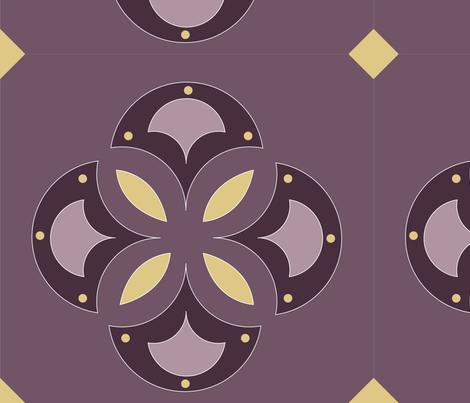 oldhollywood2 fabric by kristimichellewelch on Spoonflower - custom fabric