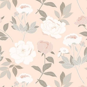 Pretty Little Peony Pale