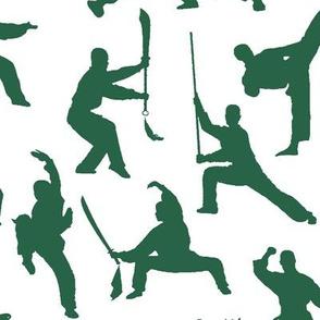 Shaolin Kung Fu // Jade