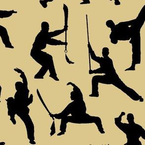 Shaolin Kung Fu // Tan