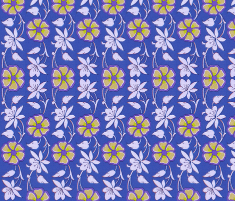 arabesque 103 fabric by hypersphere on Spoonflower - custom fabric