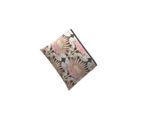 Blush King Protea Art Deco (slate)