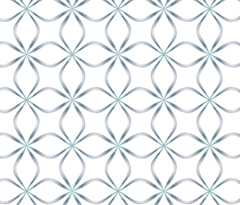 extralarge-deco-bedding-pattern fabric by phein on Spoonflower - custom fabric