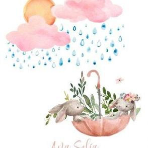 Ana Sofia // Happy Rain